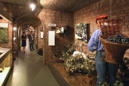 Entree Nederlands Wijnmuseum