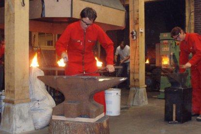 Workshop messen smeden