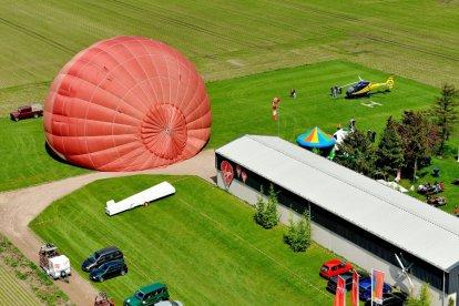 Unieke ballonvaart
