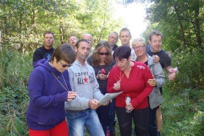GPS-wandeling en Kajaktocht