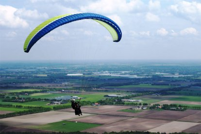 Paragliding Vliegles