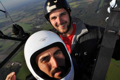 Paragliding Tandem Introductieles