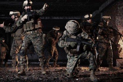 Militair simulatiespel: Airsoft