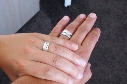 Zilveren ringen maken