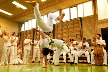 Capoeira les