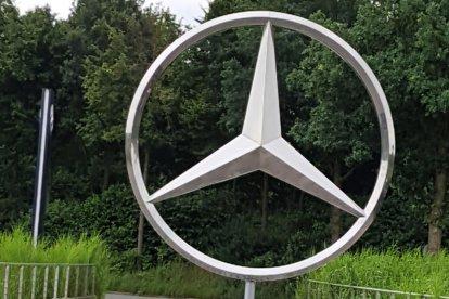Bezoek de Mercedes-fabriek