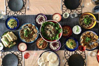 Workshop: de Libanese keuken