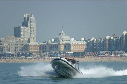 Powerboat varen