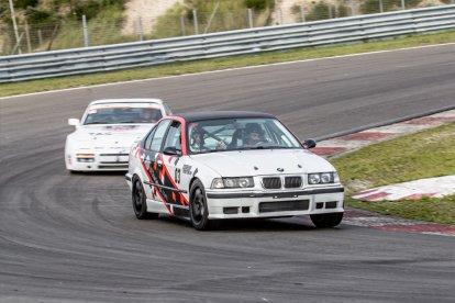 Mee-racen met een ervaren autocoureur!