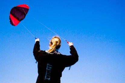 Powerkiten: de nieuwe manier van vliegeren