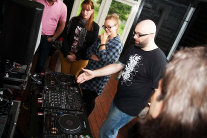 DJ-workshop