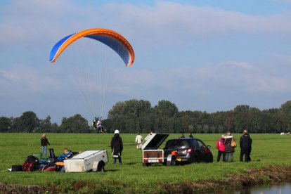 Paragliding Introductie