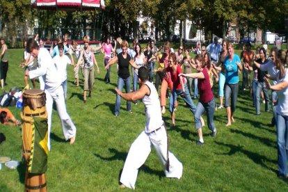Workshop: Capoeira