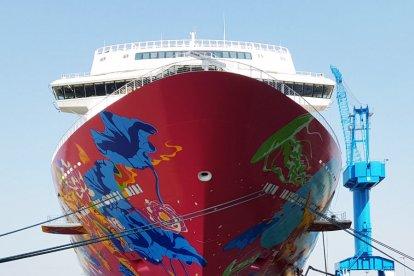 Rondleiding op scheepswerf Meyer Werft in Papenburg