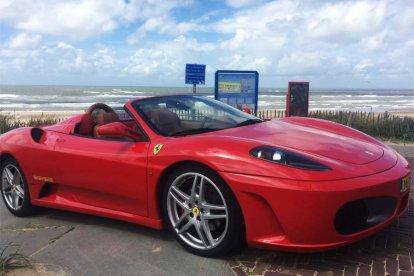 Bestuur zelf een Ferrari F430 Spider!