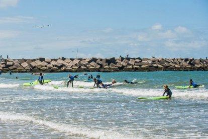 Surfles van 2 uur