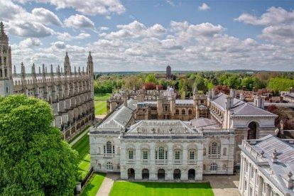 Minicruise naar Cambridge