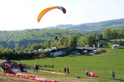 Introductieweekend paragliding Sauerland