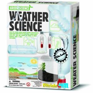 4M Kidzlabs Green Science: Weer Science