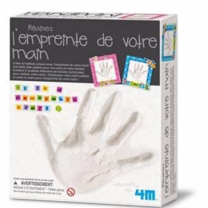 4M Maak Je Eigen Handafdruk Franstalige Versie