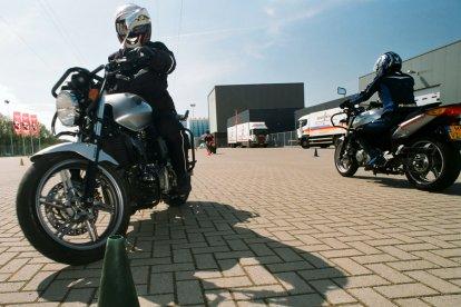 Leer motorrijden in één dag!