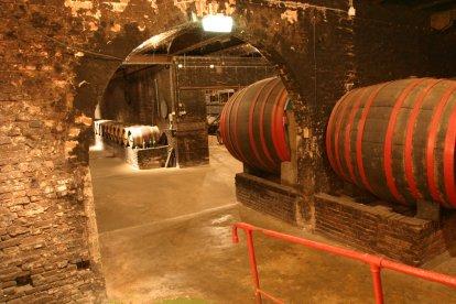 Wijnproeven in het Nederlands wijnmuseum