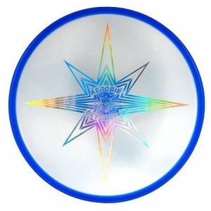 Aerobie frisbee Skylighter 30 cm blauw