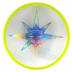 Aerobie frisbee Skylighter 30 cm geel