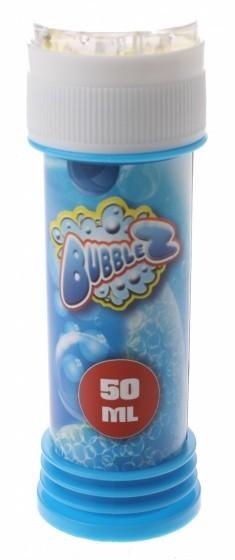 Bubblez bellenblaas ram 50 ml blauw