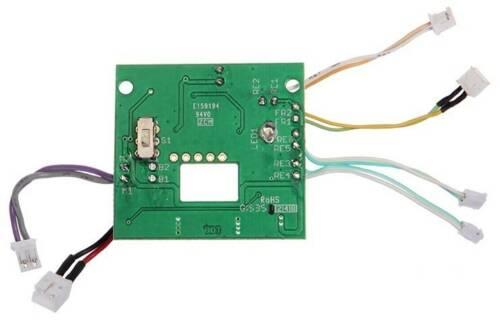 Carrera Digital 124 decoder racebaan auto met knipperlicht