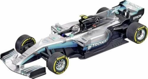 Carrera Digital 132 racebaanauto Mercedes F1 W08 zilver 1:32