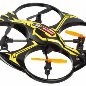Carrera quadrocopter X1 zwart/geel 17