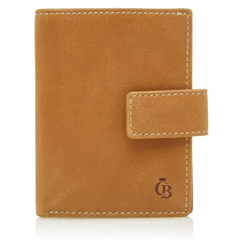 Castelijn & Beerens Canyon Dames Mini Wallet Licht Bruin