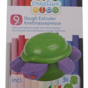 Creative Kids kleiset Schildpad 9 delig multicolor