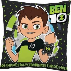 Diakakis Ben 10 kussen 35 x 35 cm groen