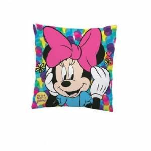 Disney Minnie Mouse kussen 35 x 35 cm roze