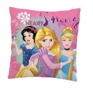 Disney Princess kussen 35 x 35 cm roze