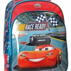 Disney trolley rugzak Cars 29 liter jongens rood