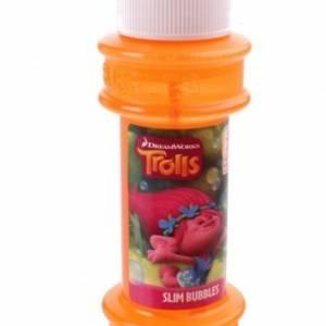 Dreamworks bellenblaas Trolls 120 ml oranje
