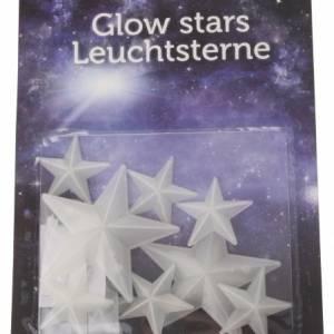 Eddy Toys glow in the dark sterren 10 delig