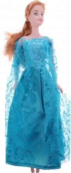 Eddy Toys tienerpop met accessoires 29 cm blauw/rossig