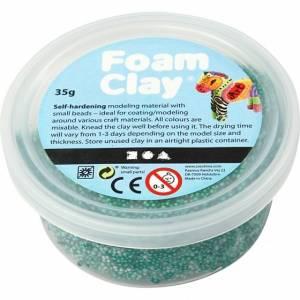 Foam Clay klei donkergroen 35 gram (78954)