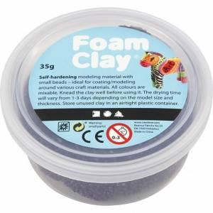 Foam Clay klei paars 35 gram (78867)