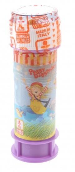 Goki bellenblaas Peggy Diggledey 60 ml