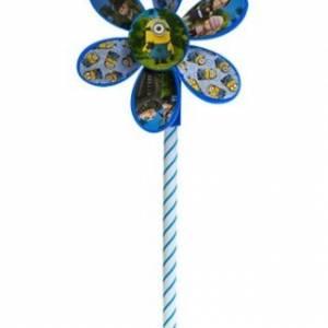 Kamparo windmolen Minions 22 cm blauw
