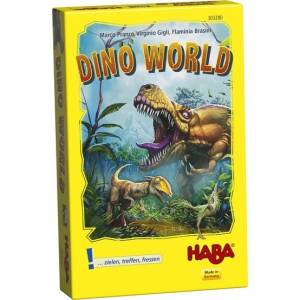 Haba behendigheidsspel Dino World (DU)