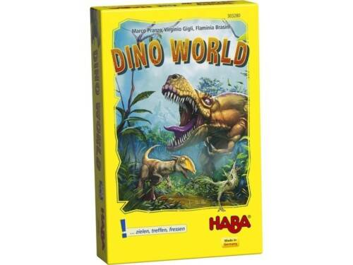 Haba behendigheidsspel Dino World (DU)