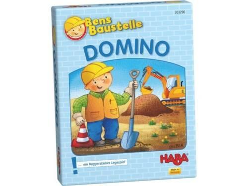 Haba dominospel Bens Baustelle (DU)