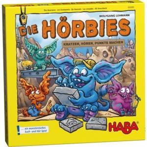 Haba gezelschapsspel Die Hörbies (DU)