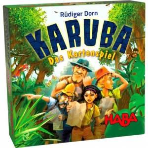 Haba kaartspel Karuba (DU)